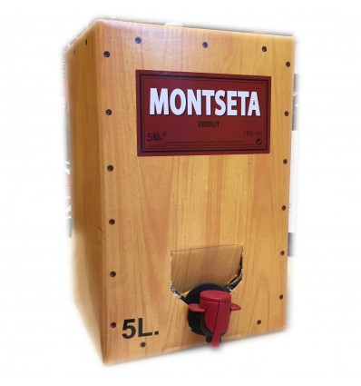 Bag in Box Vermut Montseta