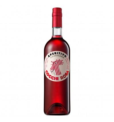 Americano Cocchi Rosa - Vermut Italia