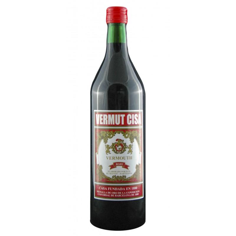 Vermouth Cisa Rojo 1lt.