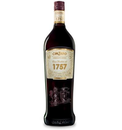 CinZano 1757 Rosso - Rojo