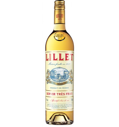 Vermouth Lillet Blanc