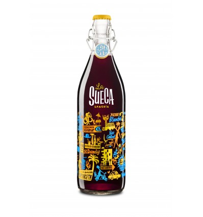 La Sueca - Sangria 1 litro