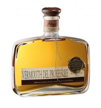 Islay Whisky Barrel-Aged Vermouth del Professore