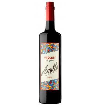 Botellas vermut amillo jerez Espíritus de JErez