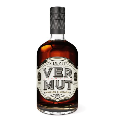 Vermut Siderit reserve limited edition - premium