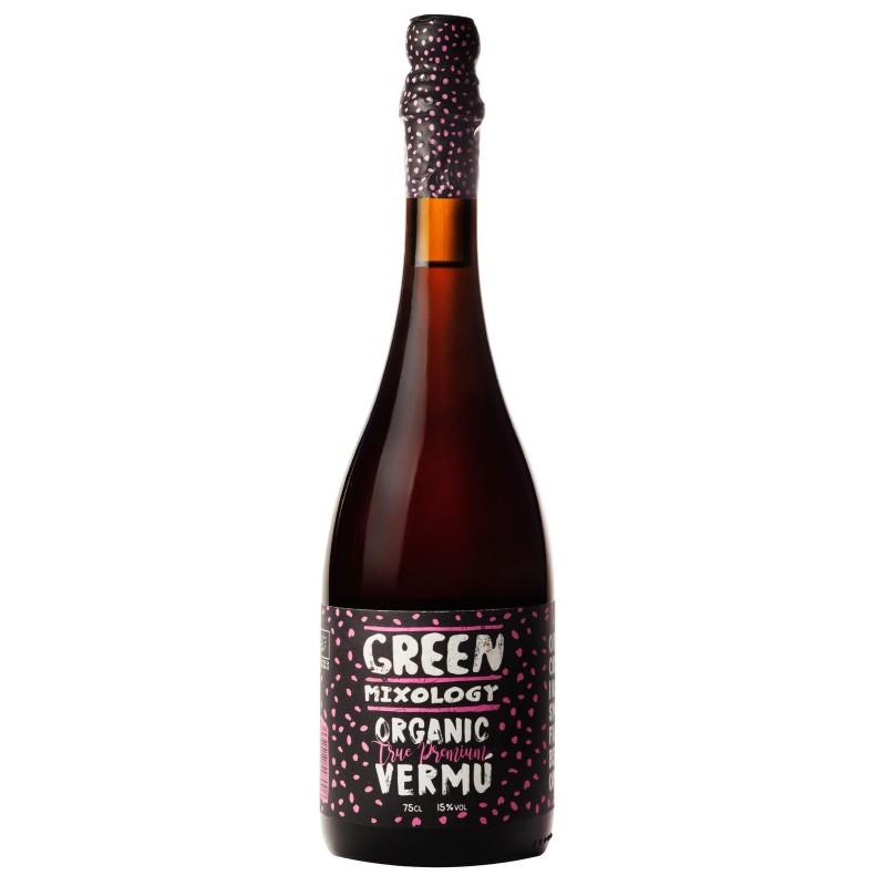 Green Mixology Organic Vermouth ecologic